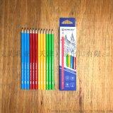 促销常规六角杆铅笔儿童写字练习铅笔文具木头铅笔
