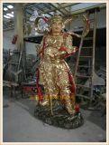江蘇佛像定做廠家|玻璃鋼、木雕韋陀菩薩生產塑造廠家