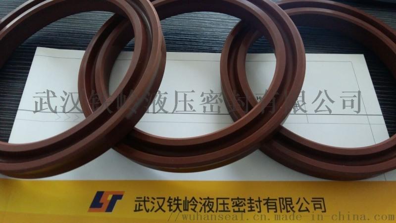 厂家直销Yx密封件U型圈聚氨酯氟胶丁腈橡胶密封件