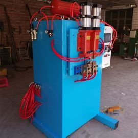 供應 金屬管件焊接機  鐵管對焊機 可定制