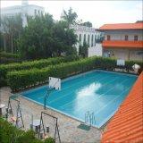 儋州聚脲地坪漆,海南游泳池设施,海南宏利达