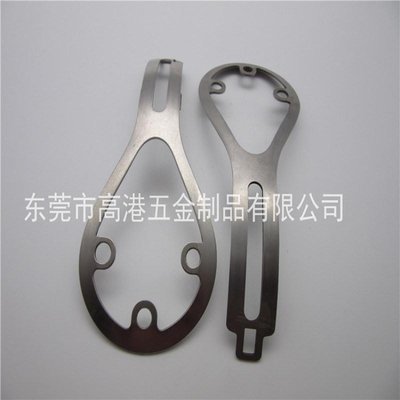 不锈钢拉伸耳机铰链  全硅溶胶制作耳机配件