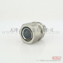 Driflex 不锈钢直头,金属接头,金属软管