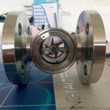 耐氧化316不鏽鋼SG擺板視鏡|觀察液體用葉輪視鏡