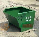 金属周转箱铁皮箱物流箱仓储笼铁板周转箱收纳箱