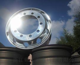 锻造铝合金卡车轮圈 锻造铝合金轮毂;改装轿车铝轮圈