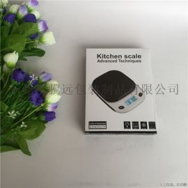 印刷彩盒电子产品包装飞机盒电子秤包装