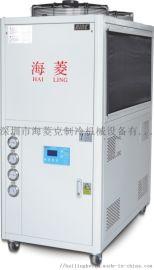 海菱克10HP工业冷油机