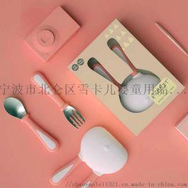 316不锈钢**餐具套装 兔子造型勺子叉子组