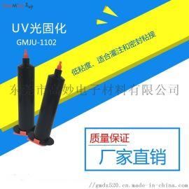 厂家直销UV水晶胶超高粘接力UV胶性能齐全品质高端