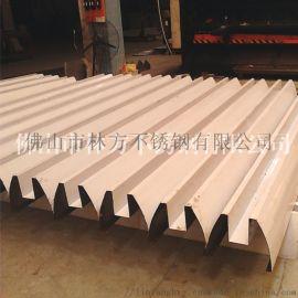 拉丝黑钛不锈钢线条 钛金装饰线条折弯加工