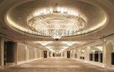 歐式簡約圓形別墅酒店走廊燈