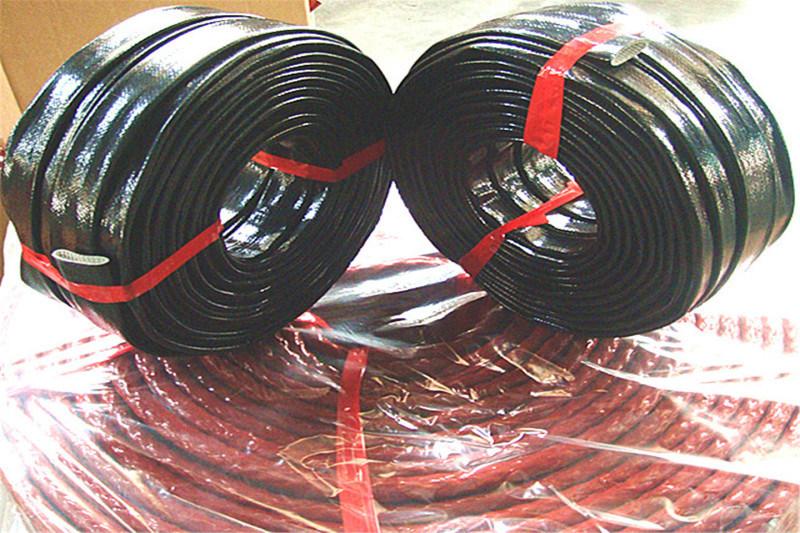 宁国鑫茂供应耐高温套管 玻璃纤维套管 硅胶套管