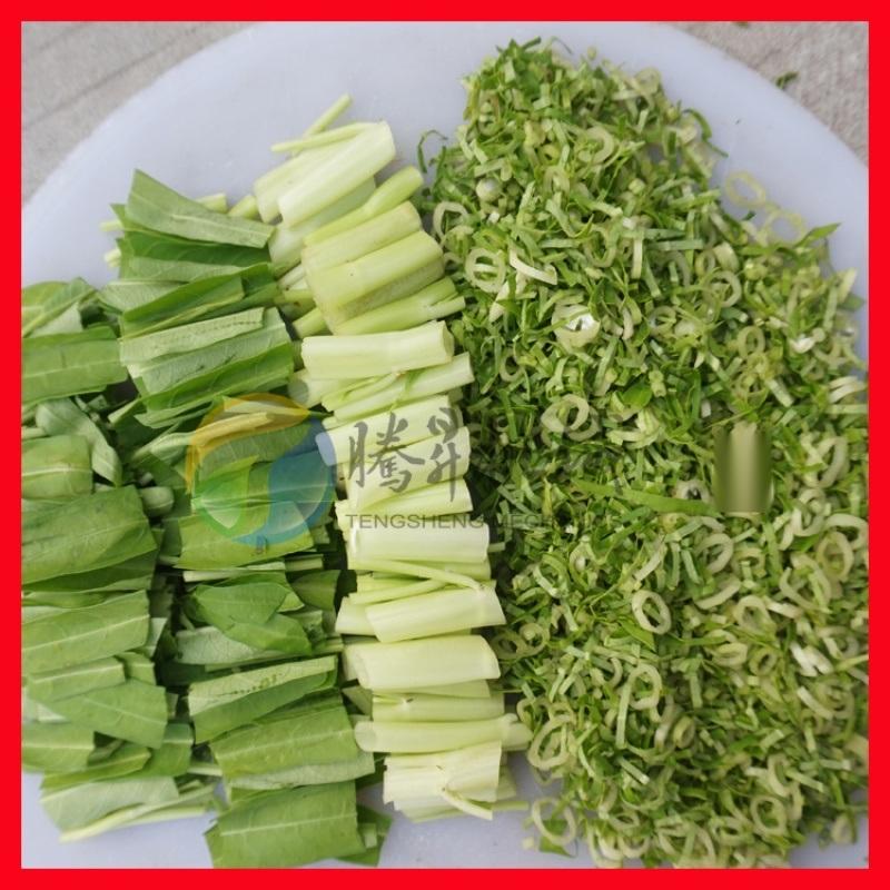 变频切菜机  蒜苔 韭黄切段机