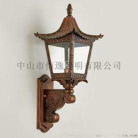 全铝照明墙壁灯壁灯 恒逸壁灯 中式仿古壁灯