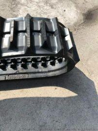 收割机橡胶履带 农用机械橡胶履带 收割机履带厂