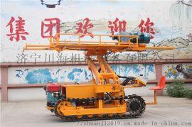 履带岩石电钻多功能地质钻机边坡支护钻机 水平钻孔机