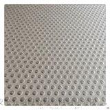 白色塑料板冲孔网 圆孔食品级pp板过滤冲孔板