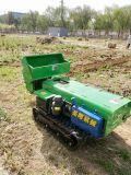 田園開溝施肥一體機,履帶式噴霧機