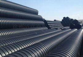 厂家直销HDPE波纹排污管