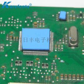 厂家直销绝缘导热硅胶片 CPU界面散热硅胶垫