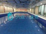 为什么钢结构整体泳池为大众所爱