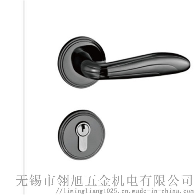 perfect锌合金分体式卧室门锁PFM5012