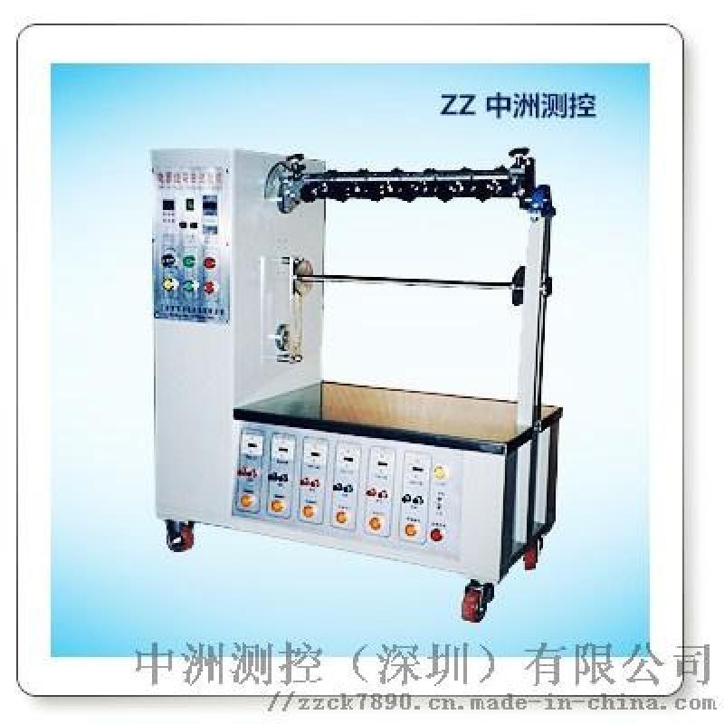 电器附件类检测设备电源线弯曲试验机