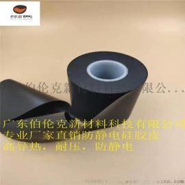 中山厂家批发耐压绿色硅胶皮