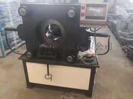 定制各种复合管压管机,缩管机厂家直营