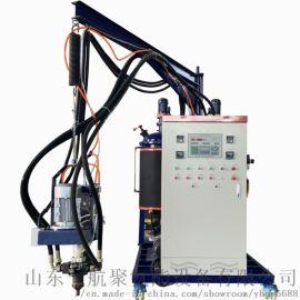 PU半硬质自结皮**低压聚氨酯浇注发泡机 制品设备