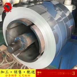 304不锈钢卷带厂家 厚度0.3-3mm分条定制