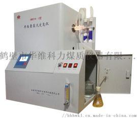 煤炭元素分析仪器都有哪些化验指标