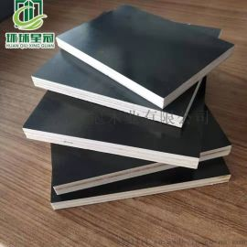 济宁建筑板材木模板防水覆膜胶合板周转次数高
