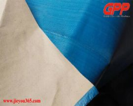 专业生产销售牛皮纸复编织布、平纹编织布复合纸、平纹编织布