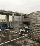 智慧商用熱泵熱水器 10匹熱泵熱水器    美能商用空氣能熱泵熱水器