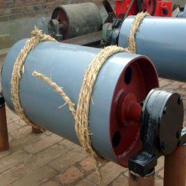 厂家供应传动滚筒,主动滚筒,改向滚筒等输送机配件