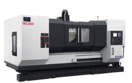 华亚数控型材加工中心YHC2500长条机钻铣攻牙中心立式加工中心