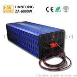 广州汉丰太阳能发电系统用逆变器6KW