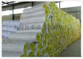 玻璃棉卷毡 外贴铝箔抗辐射能力强