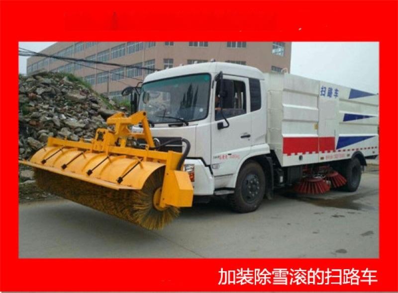 吸尘车厂家参数 15吨吸尘车图片