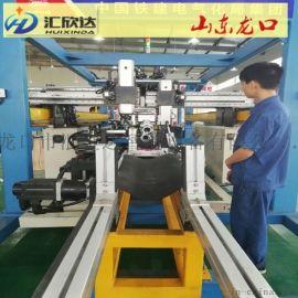 桁架式机械手工作视频 数控车床机械手工作原理