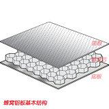 鋁蜂窩板幕牆廠家直銷 河北蜂窩鋁合金復合板