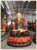 地藏王菩萨厂家,正圆玻璃钢佛像雕塑生产厂家