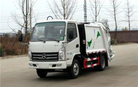 凱馬3噸壓縮式垃圾車