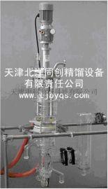 玻璃精馏填料塔板式塔萃取塔,精馏仪器设备厂家