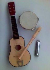 玩具乐器,吉它套装