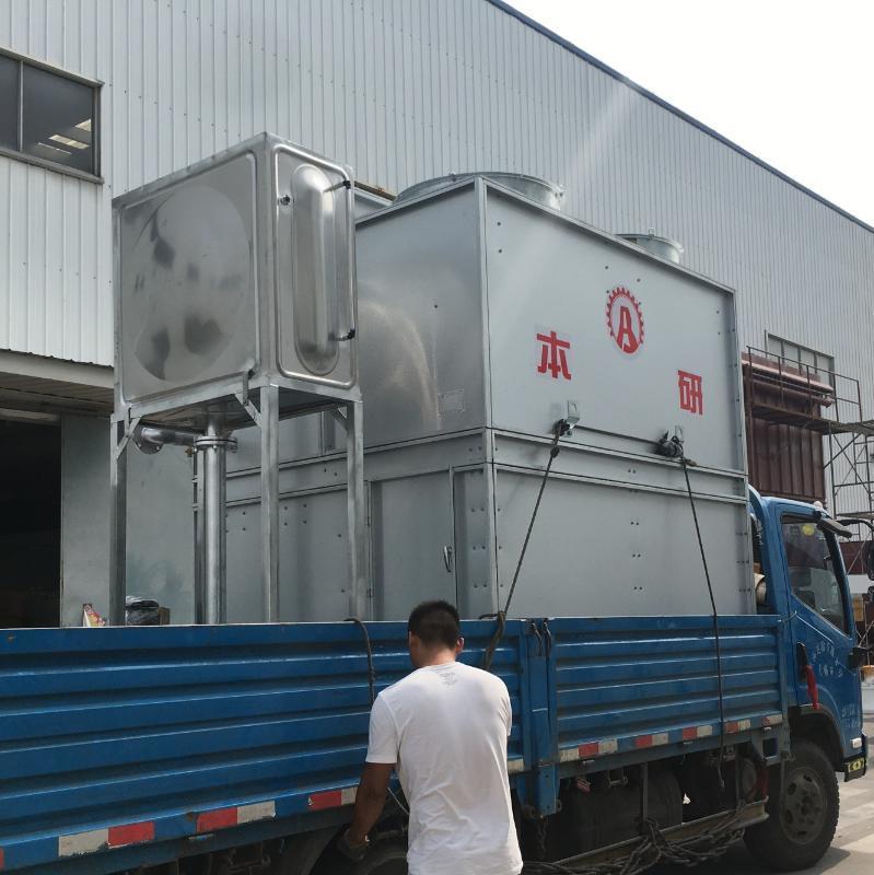 供应闭式冷却塔上海本研BY-H 厂家直销 品质优良 价格优惠 还包邮