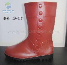 女式花样雨鞋(DF617)