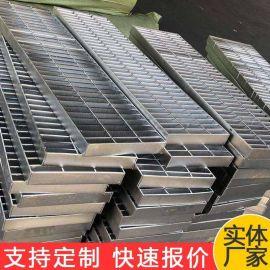 304不锈钢格栅板 河北不锈钢平台格栅板厂家